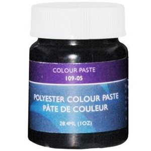 Gelcoat color paste black 1oz.