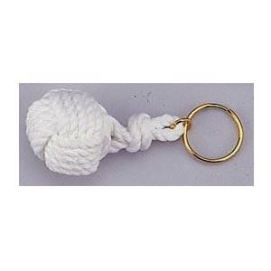 Key chain rope ball