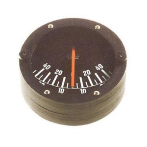 Clinometer black 100mm x 40mm