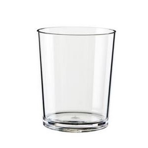 Glass whisky  400ml polycarbonate