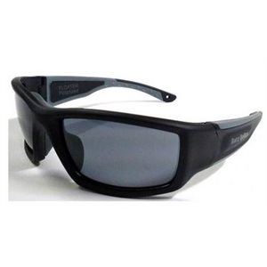 Barz Floater sunglasses AC Polarized black frame grey lenses