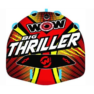 "WOW Big Thriller towable 2 riders 60"" x 56"""
