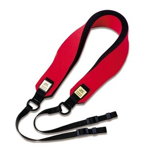 Vero Vellini binocular float strap orange