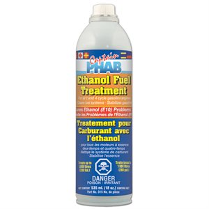 Ethanol fuel treatment 535 mL