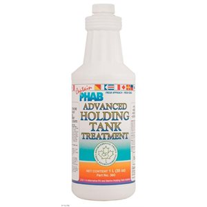 Captain Phab Advanced Holding Tank Treatment