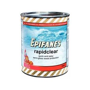 Epifanes rapid clear matte 750ML