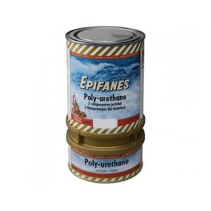 Epifanes Polyurethane Clear Satin 2 part 750ml