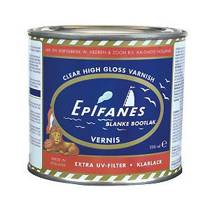 Epifanes clear varnish 500ml
