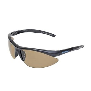 Polarized Islanders 2 sunglasses with brown lens