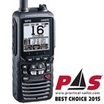 HX870 handheld VHF 6w floating with GPS