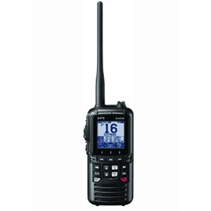 VHF HX890 handheld  6w floating with GPS / DSC