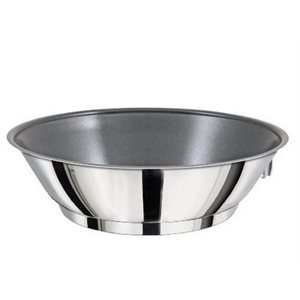 Nesting Induction Stainless Steel Saute / Omelette Pan