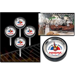 Gourmet Steak-O-Meters, 4 pack
