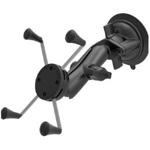 Ram Mounts X-Grip suction cup mount phone holder