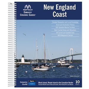 Cruising Guide New England Coast, 12th Edition