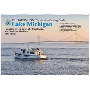 Richardsons lake Michigan chart book and cruising guide,